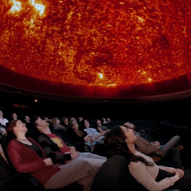 Greenwich Observatory Planetarium